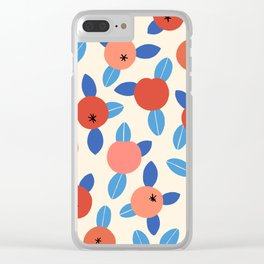 Apples II Clear iPhone Case