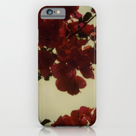 Floral Formula iPhone & iPod Case