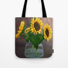 Happy Birthday, Vincent! Tote Bag