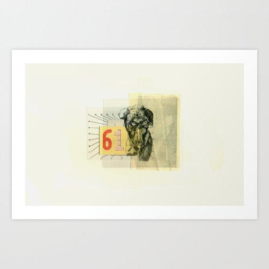 61 Art Print