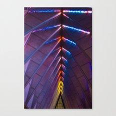 Chruch Lights Canvas Print