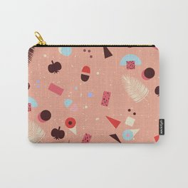geometric apple Carry-All Pouch
