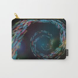space spiral Carry-All Pouch