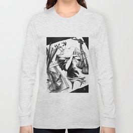 Between Dream & Reality Long Sleeve T-shirt