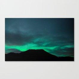 INSURRECTION - Emerald Hunt. Canvas Print