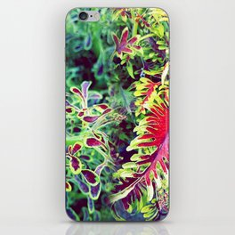 greenhouse vibes iPhone Skin