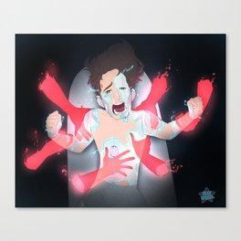 Let me go [Brothers AU] Canvas Print
