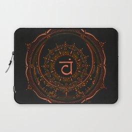 Sacral Chakra Laptop Sleeve