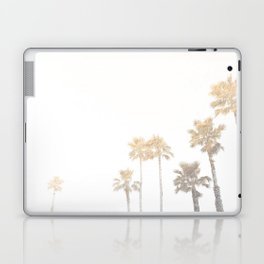 Tranquillity - gold dust Laptop & iPad Skin