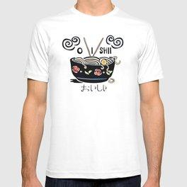 OISHII Noodle Bowl T-shirt