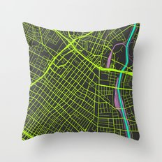 2nd Biggest Cities Are Cities Too - Los Angeles Throw Pillow