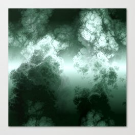 toxical sky Canvas Print