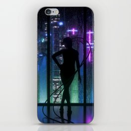 Synthetic Dreams iPhone Skin