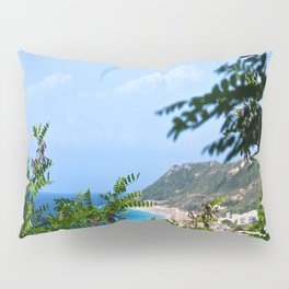 The Sea and Mountains Pillow Sham