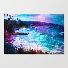 Magical Laguna Canvas Print