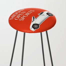 Midship Open Sports Counter Stool