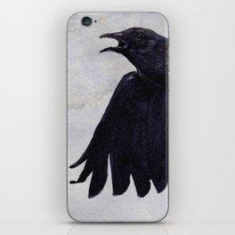 As the Crow Flies iPhone Skin