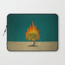 Exodus 3:2 Laptop Sleeve