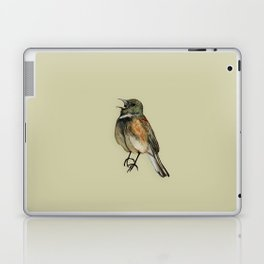 the noisy one Laptop & iPad Skin