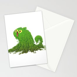 Slime Cat Stationery Cards