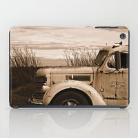 truck iPad Cases featuring Vintage Truck by Urlaub Photography