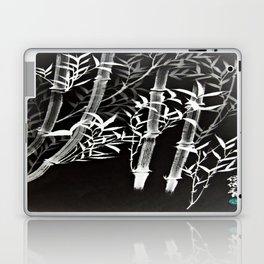 Black &White Bamboo Laptop & iPad Skin