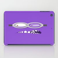 minion iPad Cases featuring MINION by Acus