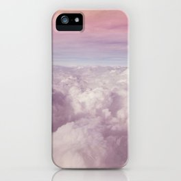 Candy Clouds iPhone Case