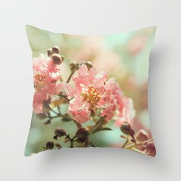 Soft and Sweet! Throw Pillow