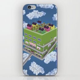 Little Boxes iPhone Skin