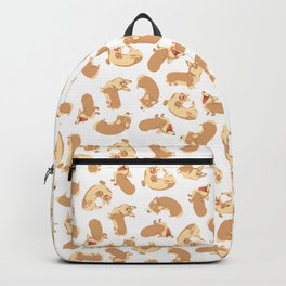 Corgi party Backpack