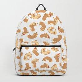 Corgi party Backpack