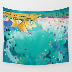 Downunder Wall Tapestry