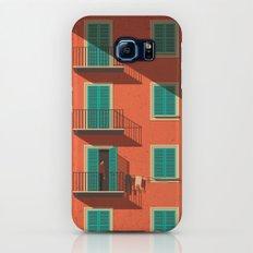 Shyness Galaxy S8 Slim Case