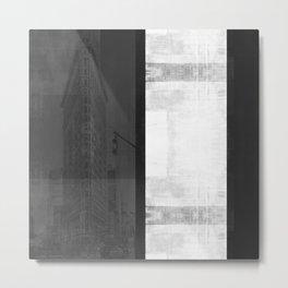 New York No. 2 | Flatiron Building Metal Print