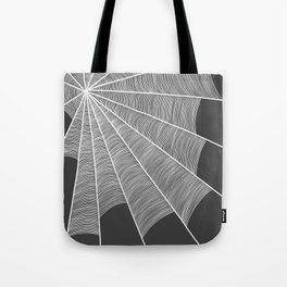 The spider's house #6 Tote Bag