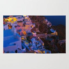 Santorini. Rug