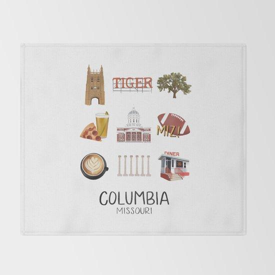Columbia, Missouri by rachelszo