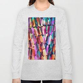Neon Sugarcane Dark Long Sleeve T-shirt