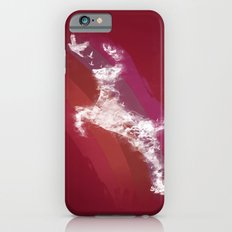 In Search Of Peace - (Maroon) iPhone 6s Slim Case
