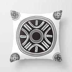 Cucuteni Legacy Throw Pillow