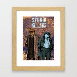 Studio Killers Framed Art Print