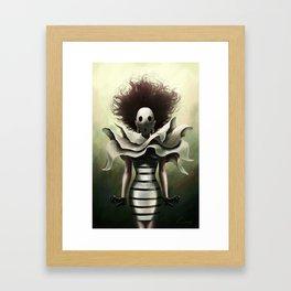 Gloryhole Framed Art Print