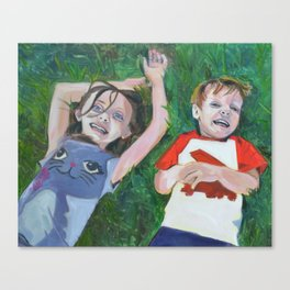 anderson and kendal Canvas Print