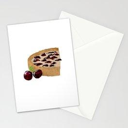 Cherry Tart Stationery Cards