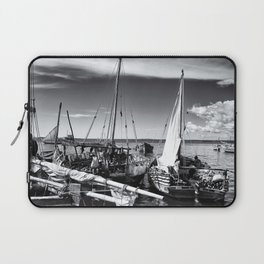 Dhow Zanzibar Indian Ocean Laptop Sleeve