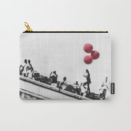 red balloons Carry-All Pouch