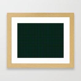 Armstrong Tartan Framed Art Print