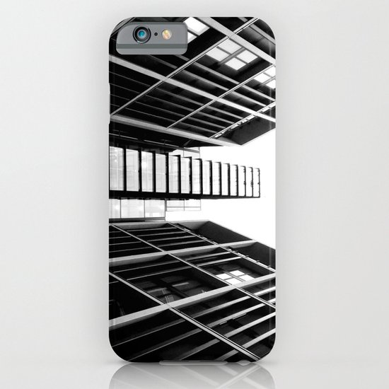 ONE HYDE PARK BLACK & WHITE iPhone & iPod Case