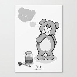 Critter Alliance - Teddy Day Trip Canvas Print